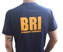 teeshirt BRI anti-commando