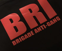teeshirt BRI POLICE anti-commando